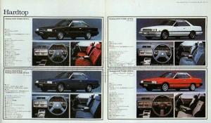 SKYLINE 2000GT 1983 JAPON 731