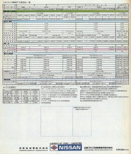 SKYLINE 2000GT 1983 JAPON 733