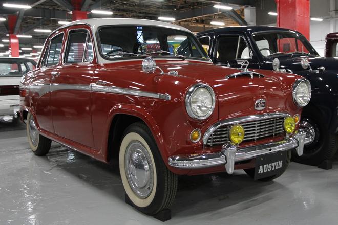 1959 NISSAN AUSTIN A50
