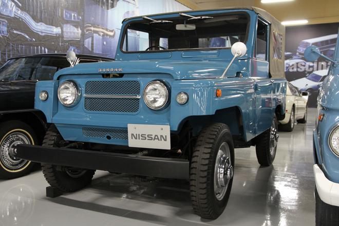 1961 NISSAN PATROL 60
