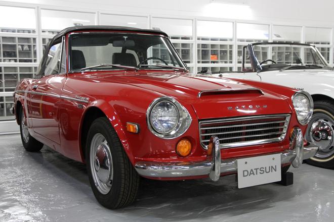 1969 1600 FAIRLADY ROADSTER