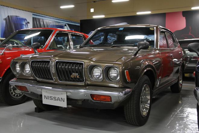 1971 610 BLUEBIRD 2000GTX