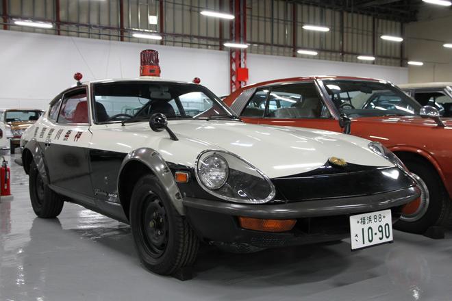 1972 240ZG POLICE