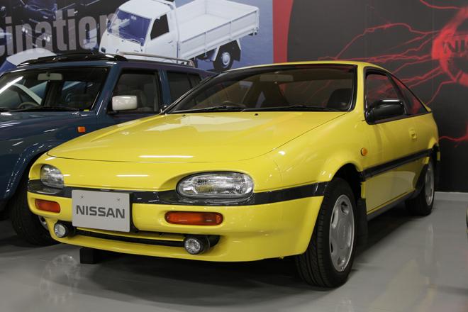 1990 NISSAN 100NX