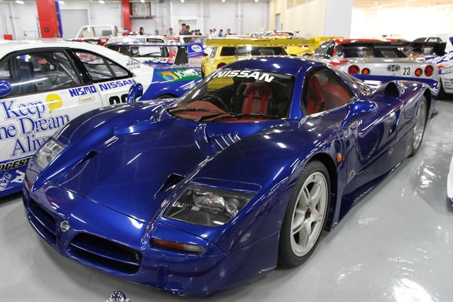 1990 NISSAN R390 GT1