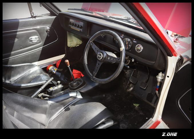 NISSAN SUNNY 1400 EXCELLENT 1972 1973 (10)