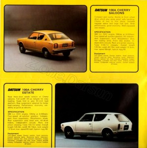 CATALOGUE 1973 UK427