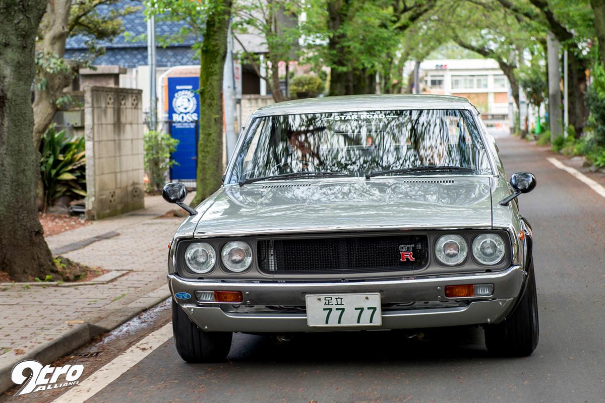 SKYLINE 2000 GTR (5)