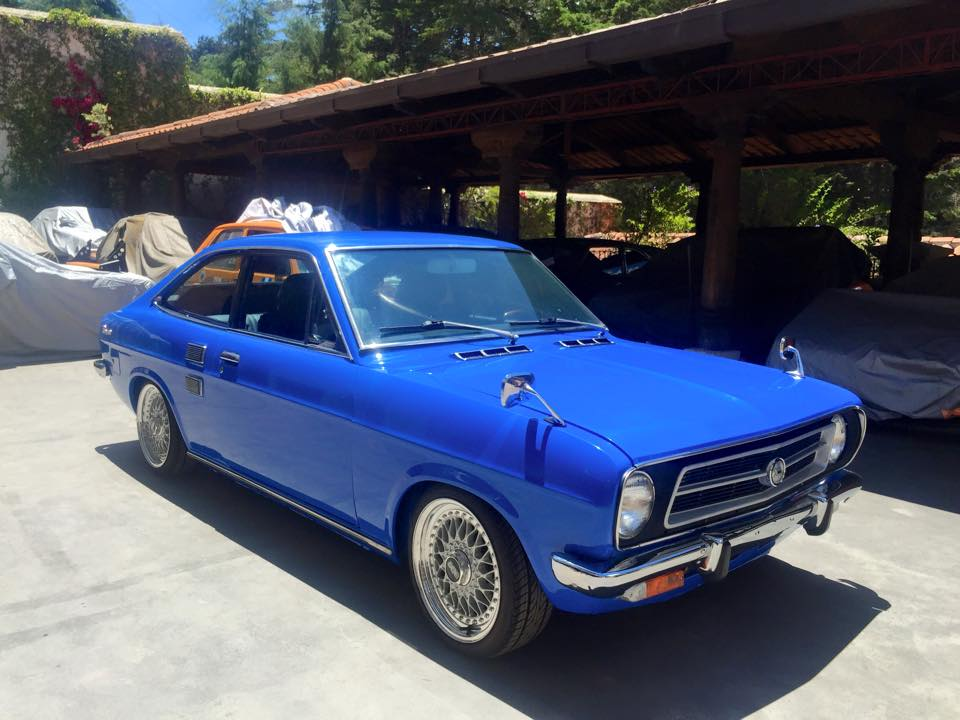DATSUN 1200 COUPE – Z.ONE – ZONE DATSUN.FR