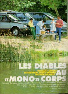 PRAIRIE 1982 COMPARATIFS (1)