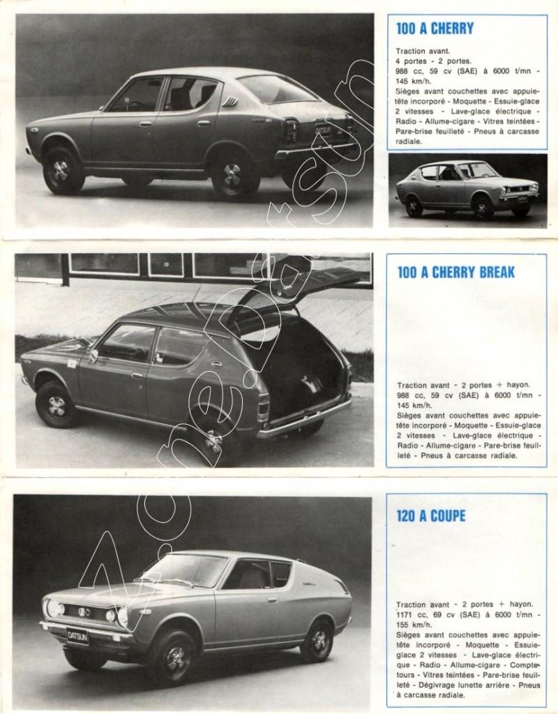 catalogue 1974 france 760