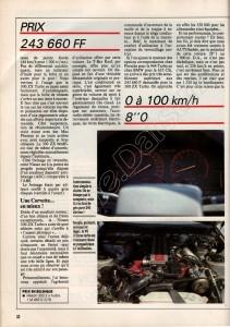 essai 300zx turbo 393