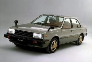 Nissan Sunny B11