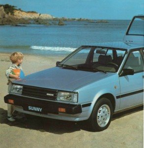 SUNNY 1983 FR845