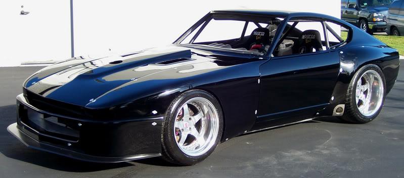 240Z V8 1972 (1)