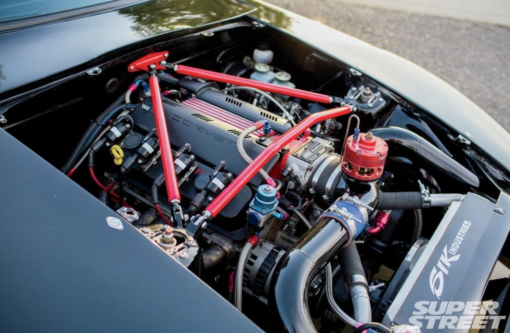 240Z datsun 1972 GM1 V8