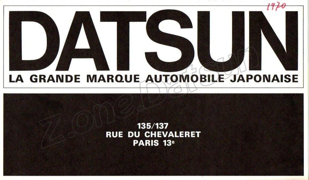 catalogue 1970 france 665
