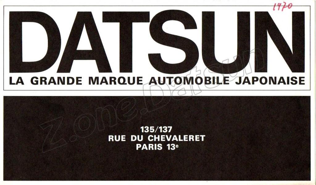 catalogue 1970 france 665