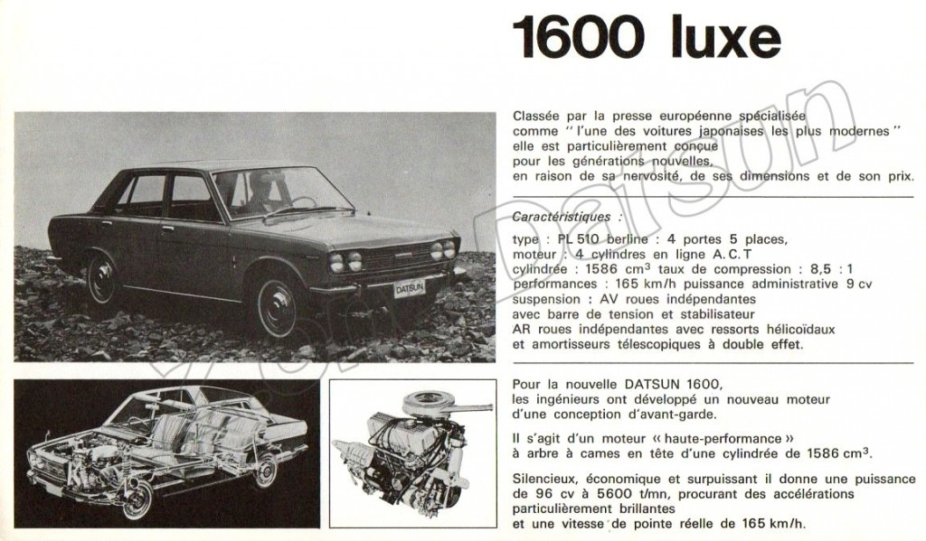 catalogue 1970 france 666