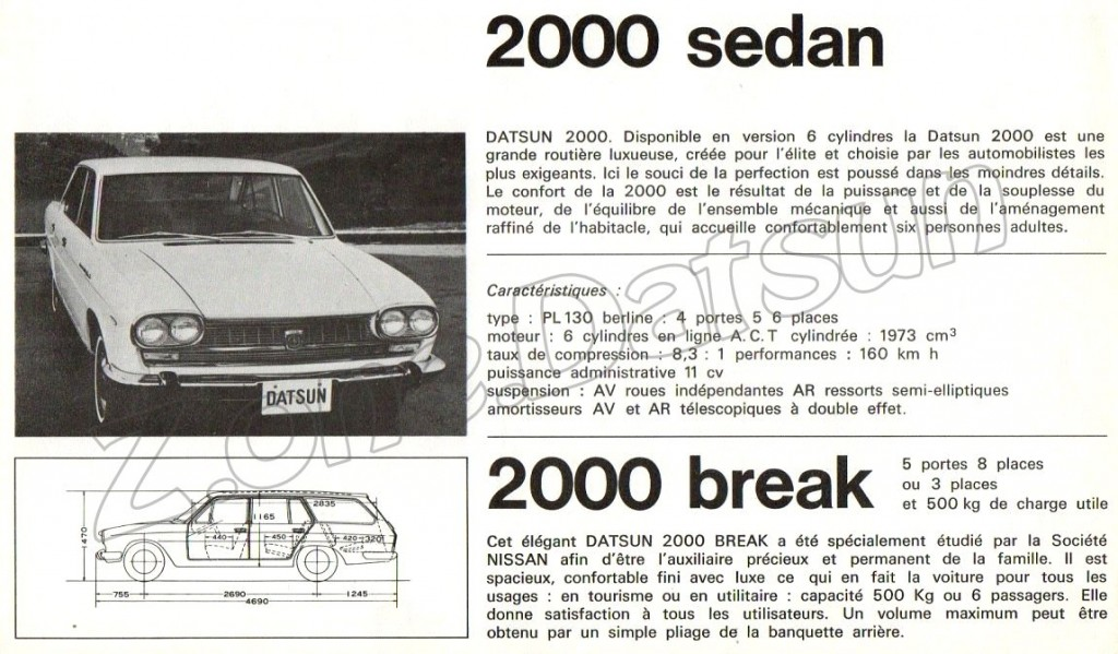 catalogue 1970 france 667