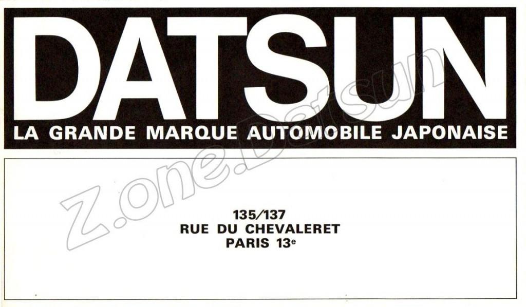 catalogue 1970 france 668