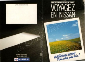 catalogue Nissan france 1987823