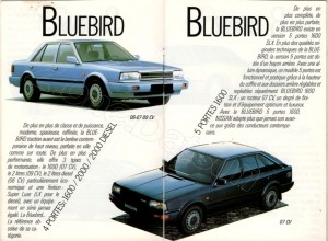 catalogue Nissan france 1987826