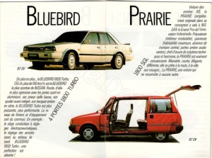 catalogue Nissan france 1987827