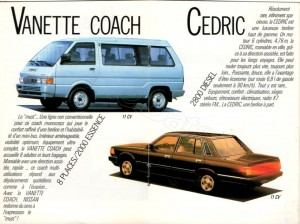 catalogue Nissan france 1987828