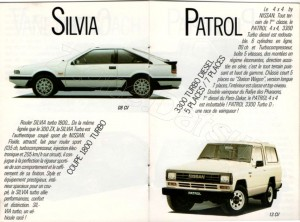 catalogue Nissan france 1987829