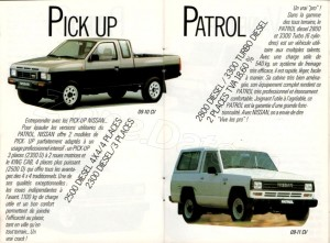 catalogue Nissan france 1987830