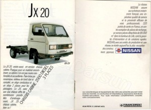 catalogue Nissan france 1987832