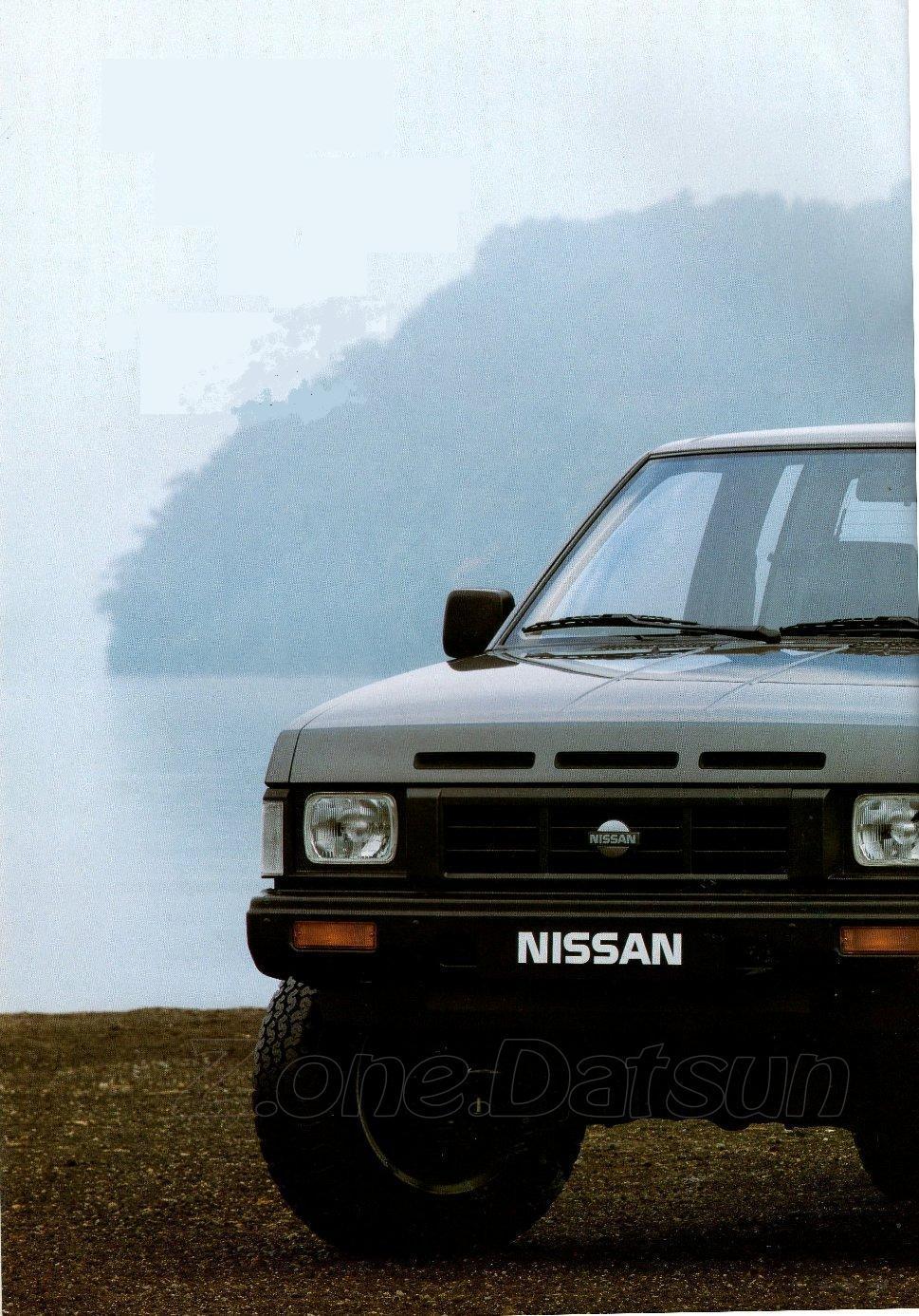 King Cab on 1990 Nissan King Cab