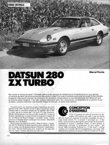 essai 280zx turbo904