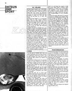 essai fairlady 2000 sports663