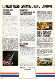 MAGAZINE NISSAN FRANCE 1986 0 (3)