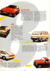 MAGAZINE NISSAN FRANCE 1986 0 (6)