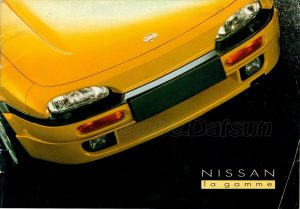 catalogue france nissan 1991800