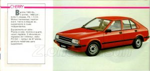 GAMME NISSAN 1985940