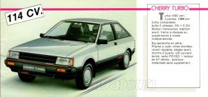 GAMME NISSAN 1985941