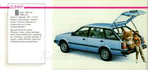 GAMME NISSAN 1985944