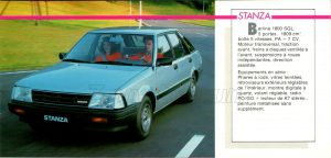 GAMME NISSAN 1985945