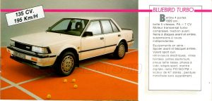 GAMME NISSAN 1985947