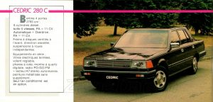 GAMME NISSAN 1985948
