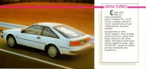 GAMME NISSAN 1985951