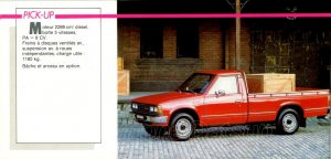GAMME NISSAN 1985954