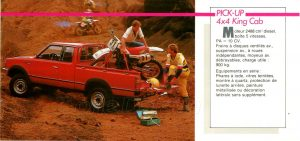 GAMME NISSAN 1985955