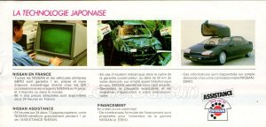 GAMME NISSAN 1985959