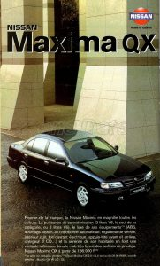 GAMME NISSAN 1998928