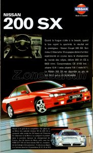 GAMME NISSAN 1998929